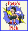 Click for Pete's Choice